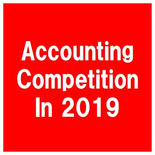 Accounting Competition in 2019